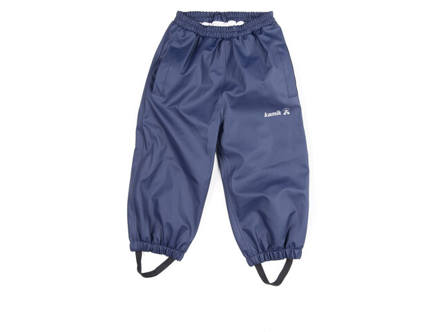Kamik Rainy Pants Kinder blue depts